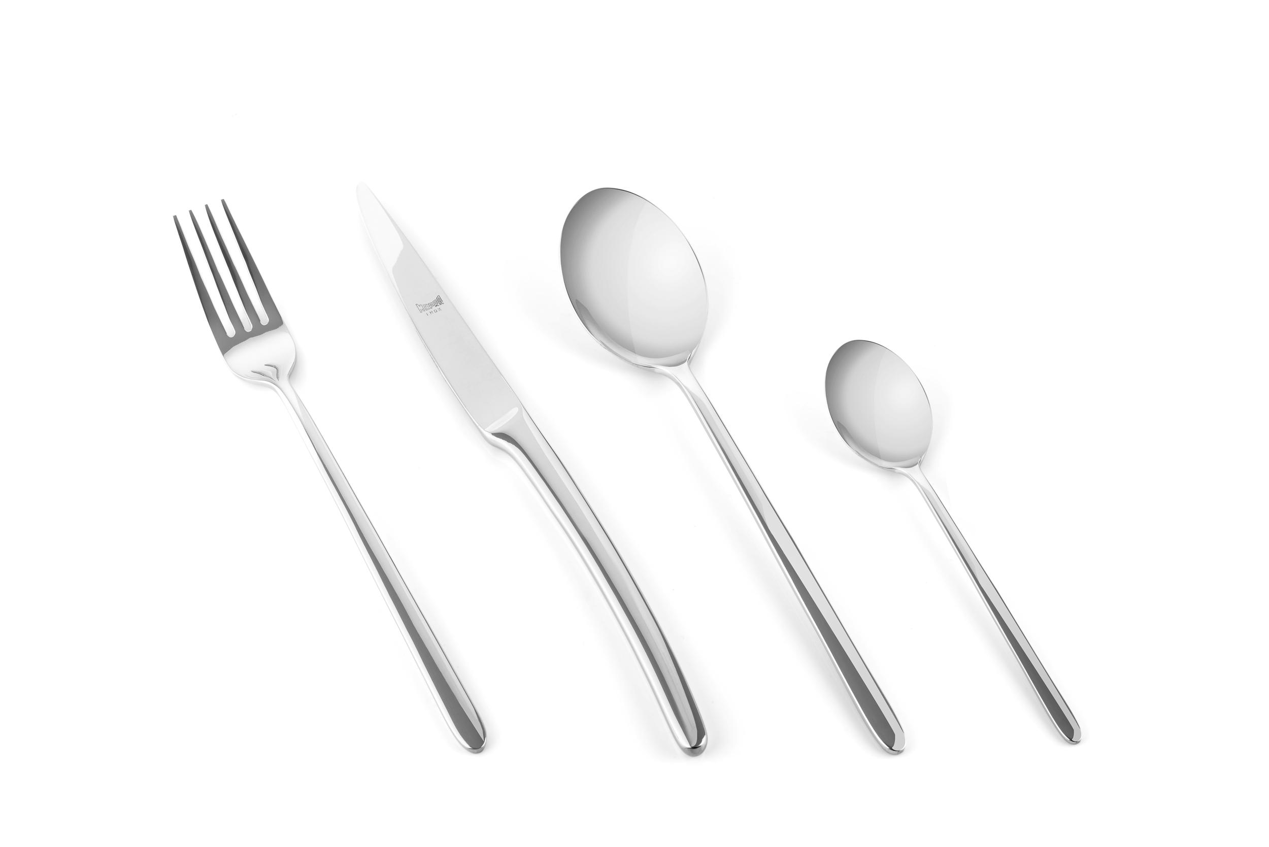 Cutlery Set 24 Pcs Mosella