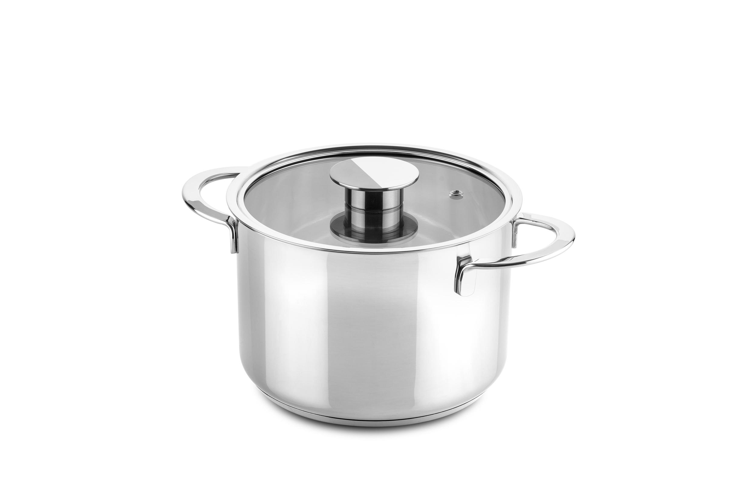 Hoge pan 'Gourmet' �20 cm