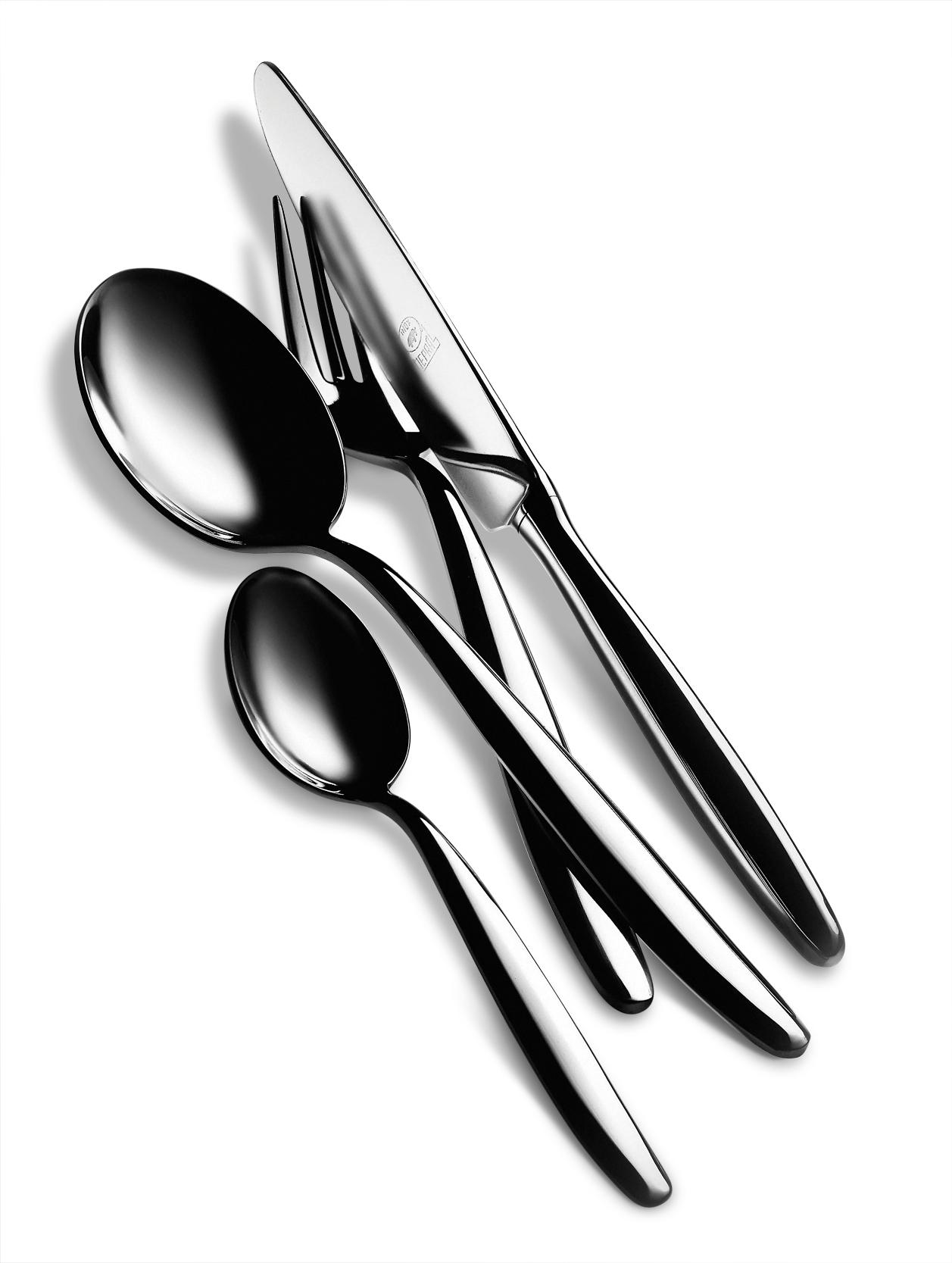 Cutlery Set 4 Pcs Acqua