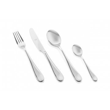 24 pcs set Natura Stainless Steel