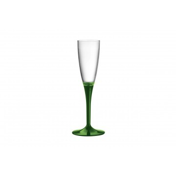Champagne flute Emerald (groen)