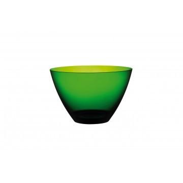 Policarbonato schaal ø 12 cm Emerald (groen)