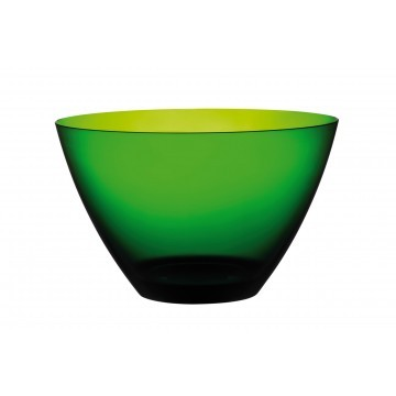 Policarbonato Schaal ø28 cm Emerald (groen)