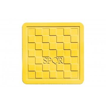 Streetcover 'Rome' 45x45 cm - Geel
