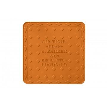 Streetcover 'Londen' 45x45 cm - Oranje