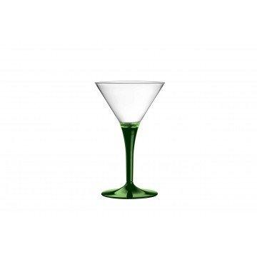 Policarbonato Martini coupe ø 12 cm Emerald (groen)