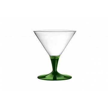 Policarbonato IJscoupe ø 12 cm Emerald (groen)