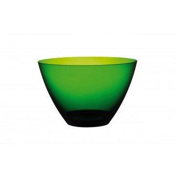 Policarbonato schaal ø 22 cm Emerald (groen)