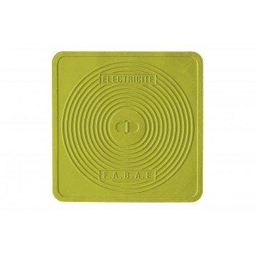 Streetcover 'Parijs' 45x45 cm - Groen