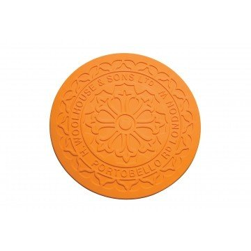 Streetcover 'Londen' rond 35 cm - Oranje