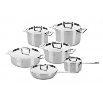 12 pcs cookware set Attiva