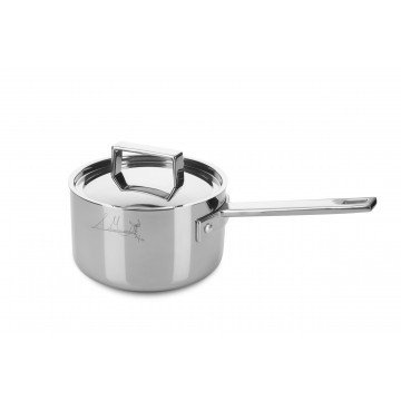 Casserole 1 Handle Cm 16 Attiva with lid