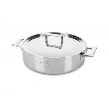 Frying Pan Cm 24 Attiva with lid