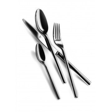 4 pcs set Aria Stainless Steel