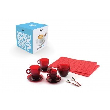 Breakfast 15 Pcs Table Set