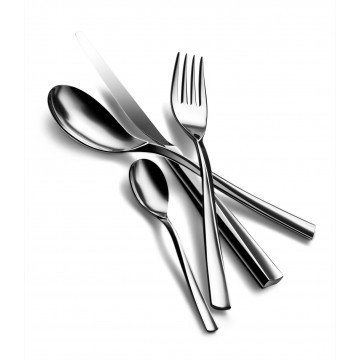 24 pcs set Elica Stainless Steel
