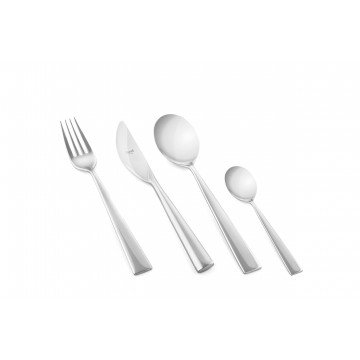 24 pcs set Energia Stainless Steel