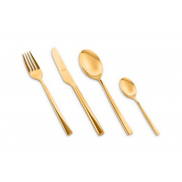 Cutlery Set 24 Pcs Firenze Oro