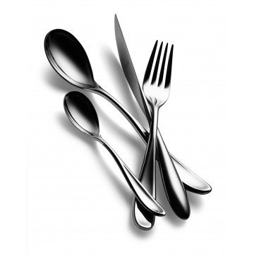 24 pcs set Forma Stainless Steel