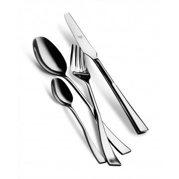 4 pcs set Italia Stainless Steel