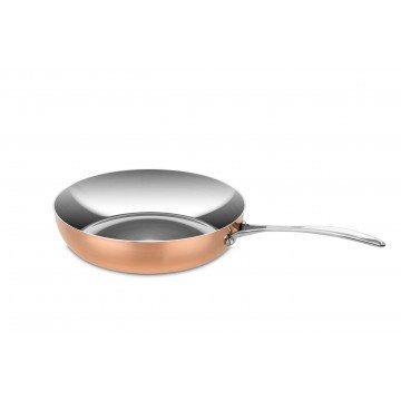 Fryng Pan Toscana With Lid Dia Cm 26