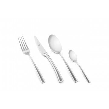 24 pcs set  Stainless Steel