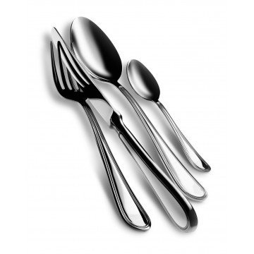24 pcs set Norma Stainless Steel