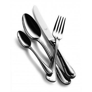 4 pcs set Raffaello Stainless Steel