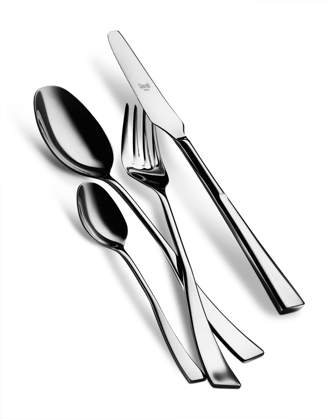 24 pcs set Italia Stainless Steel