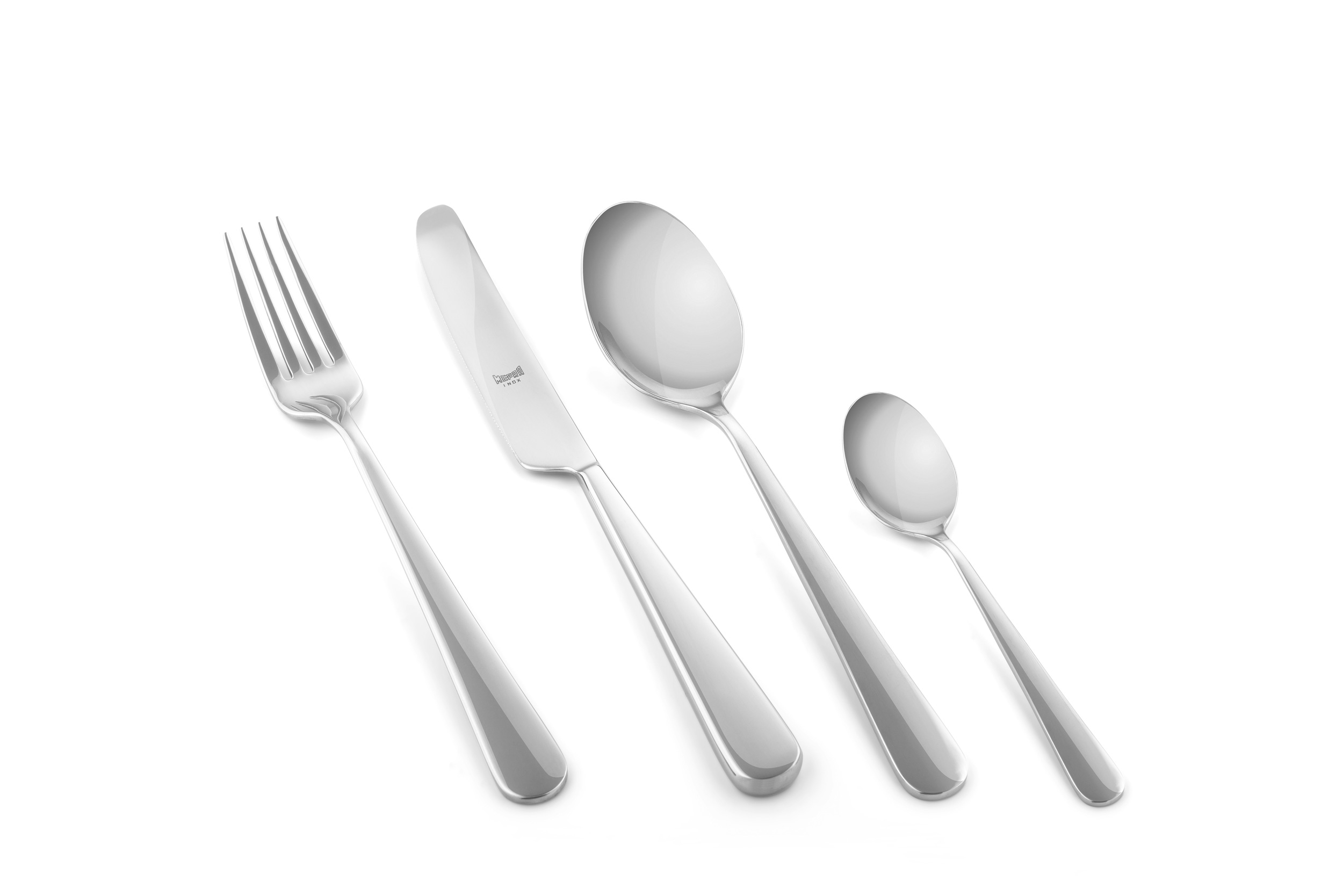 24 pcs set Stoccolma Stainless Steel