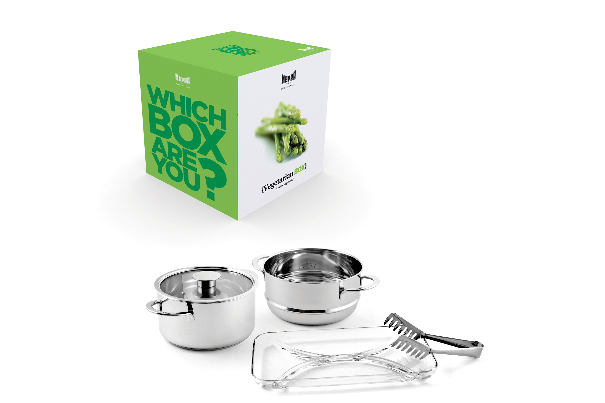 Vegetarian 6 Pcs Kitchen Set