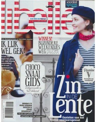 Libelle - maart 2015 - voorblad