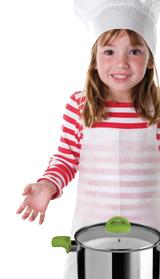 Meisje pan eco ceramica