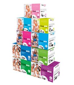 Easybox piramid